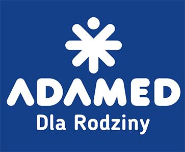 Sticky adamed logo